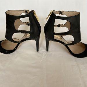 Louise et Cie Black Leather heels. Never worn.